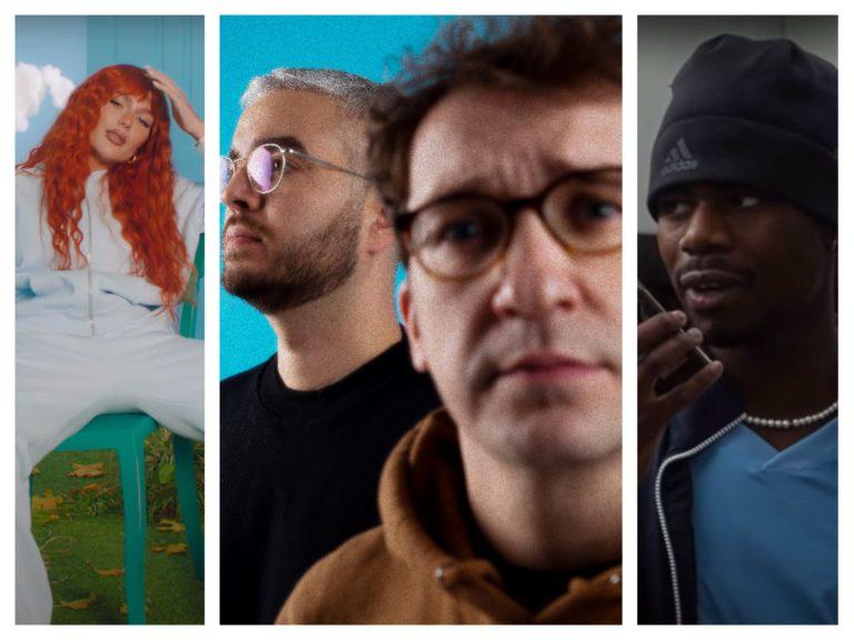 Freitagsbombe: Neue Songs von Audio88 & Yassin, Symba, Loredana u.v.m. // Listen