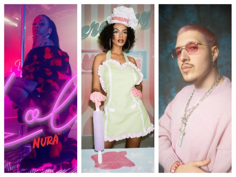 Freitagsbombe: Releases von Rin, Nura, Layla, BHZ u.v.m. // Listen