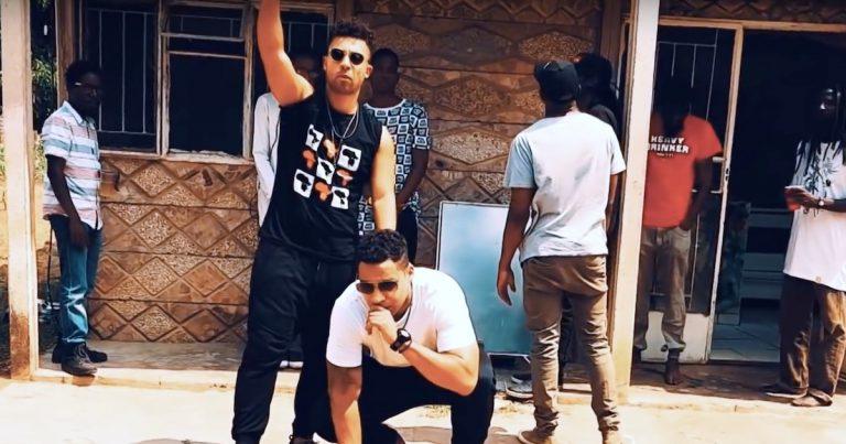 BSMG feat. Ade Bantu – Lang lebe Afrika // Video
