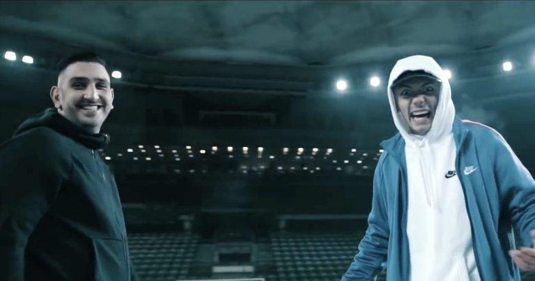 Joker Bra (Capital Bra) feat. Milonair – Gucci Pulli L // Video