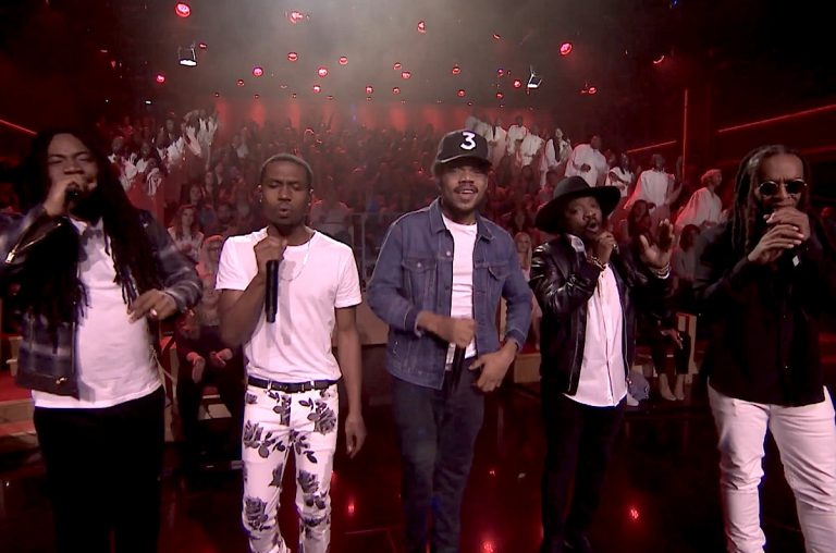 Chance the Rapper feat. Ty Dolla Sign, Raury, D.R.A.M., Anthony Hamilton – Blessings (Reprise) // Video