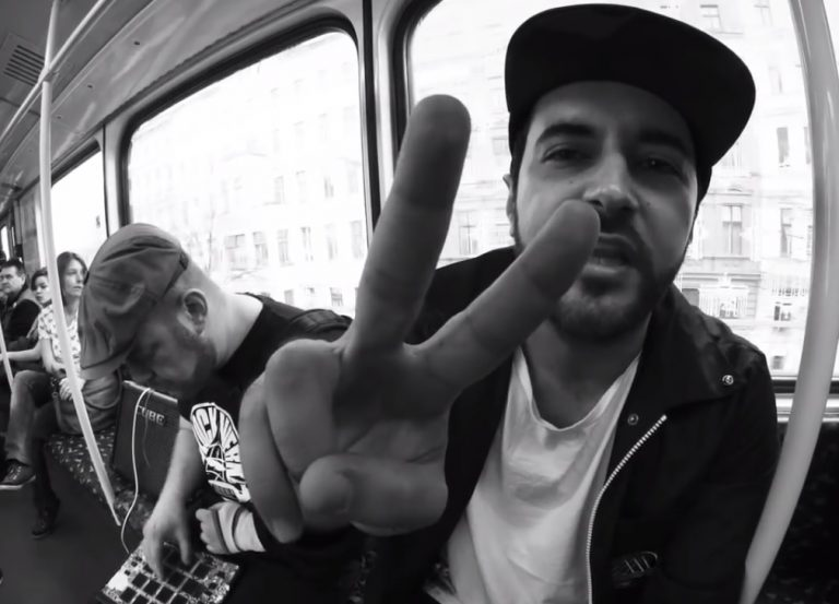 Beats On Road #2: Clockwerk & Chefket // Video + Feature
