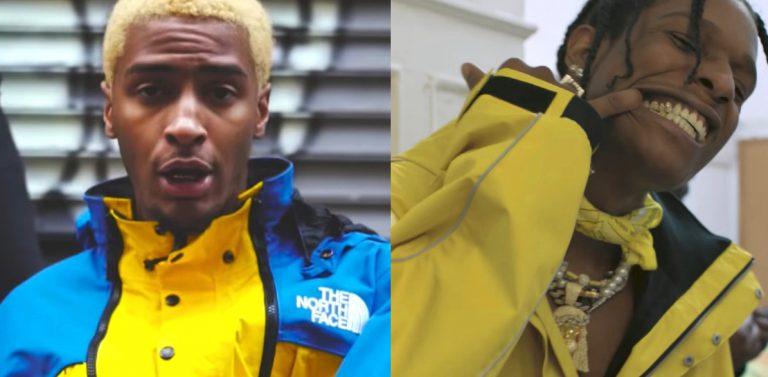 »Mehr ist mehr«: Comethazine droppt »Walk (Remix)« mit A$AP Rocky // Video