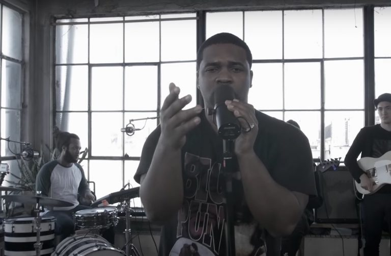 Complex City Cypher: A$AP Ferg, Wiki, Your Old Droog & Christian Scott