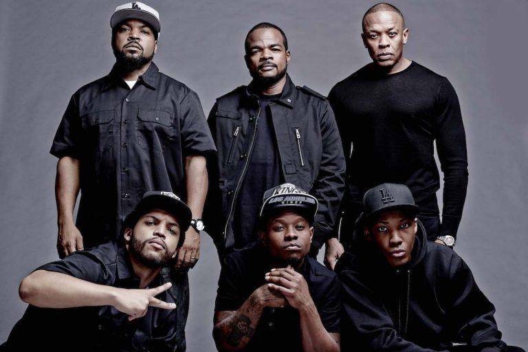 Hinter den Kulissen von »Straight Outta Compton«