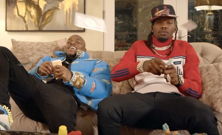 Wie Ludacris & Busta Rhymes: DaBaby macht Rap wieder komisch // Video