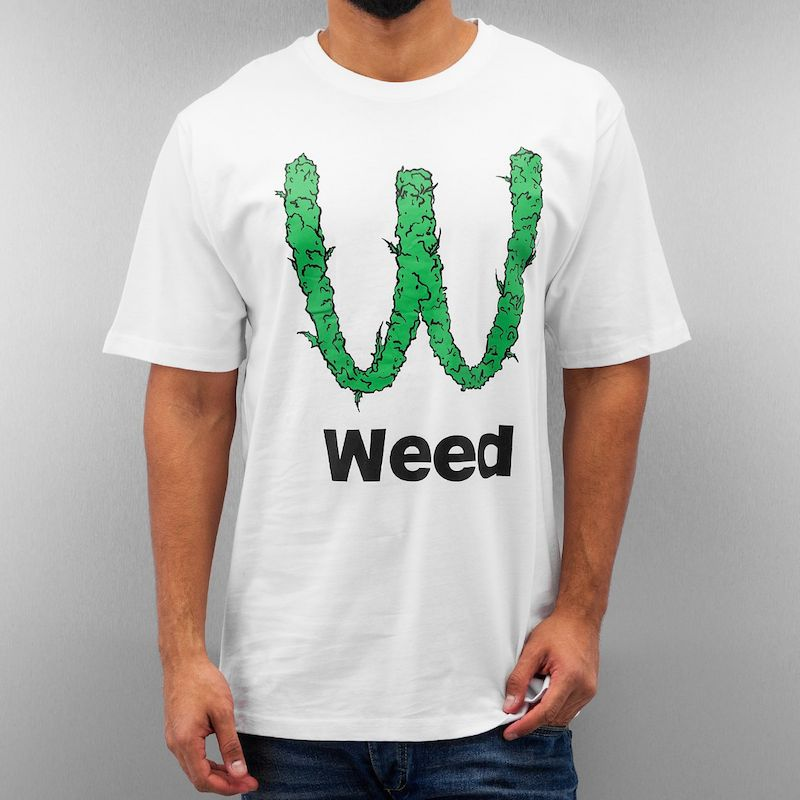 dangerous-dngrs-t-shirt-weiss
