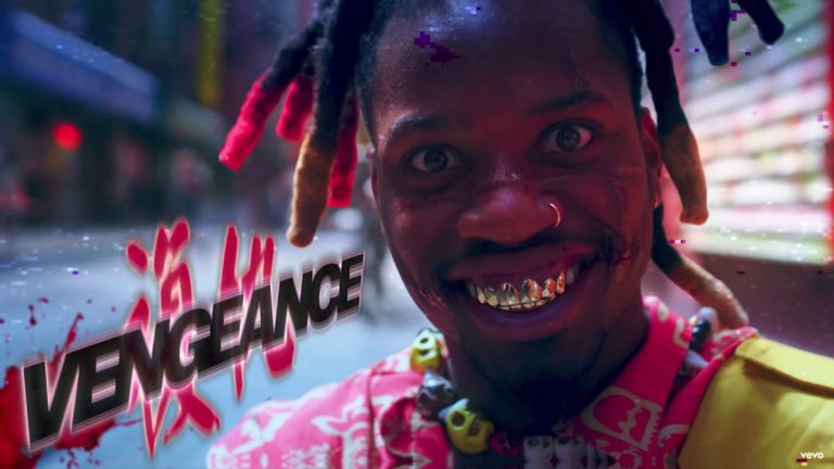 Denzel Curry feat. Jpegmafia & ZillaKami – Venegance // Video