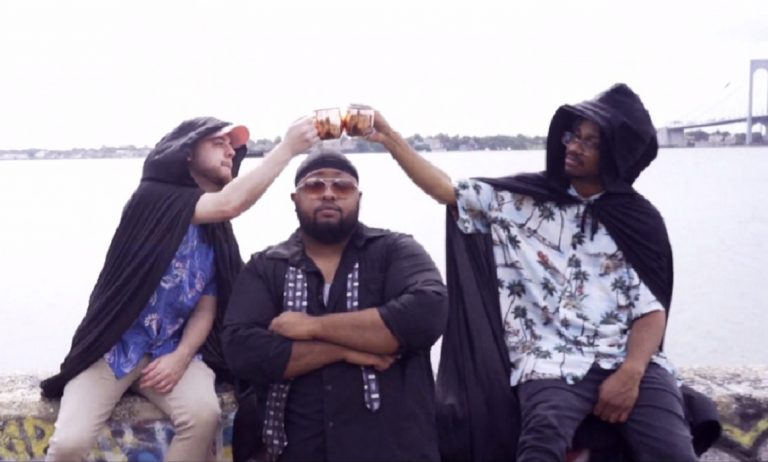 The Doppelgangaz – If It Wasn't For The Cloak // Video