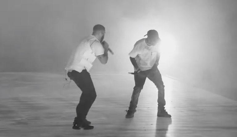 »Sicko Mode«: Drake und Travis Scott reißen Stage in Toronto ab // Video