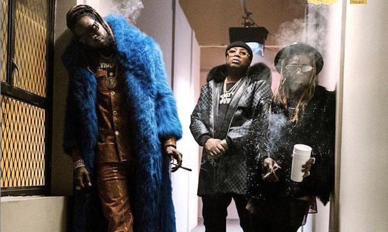 Völlig absurd: 2 Chainz, Lil Wayne und E-40 in »2 Dollar Bill« // Video