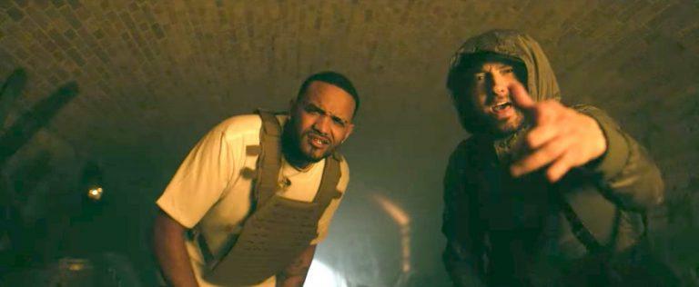 Eminem feat. Joyner Lucas – Lucky You // Video