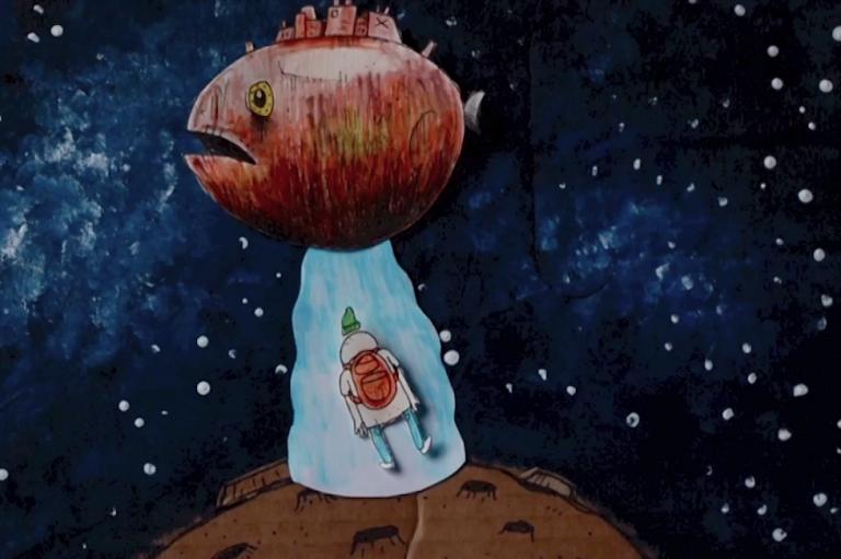 Figub Brazlevič feat. Bluestaeb & Noritsu  – From Ghettos To Galaxies // Video