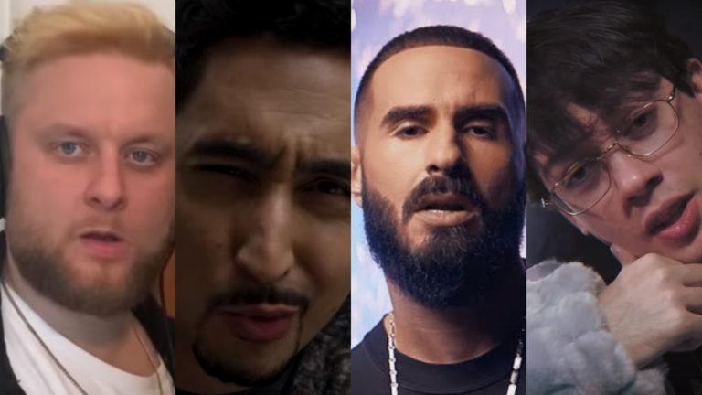 Freitagsbombe: Neue Releases von Shindy, Eko Fresh, LGoony, Fatoni u.v.m. // Listen