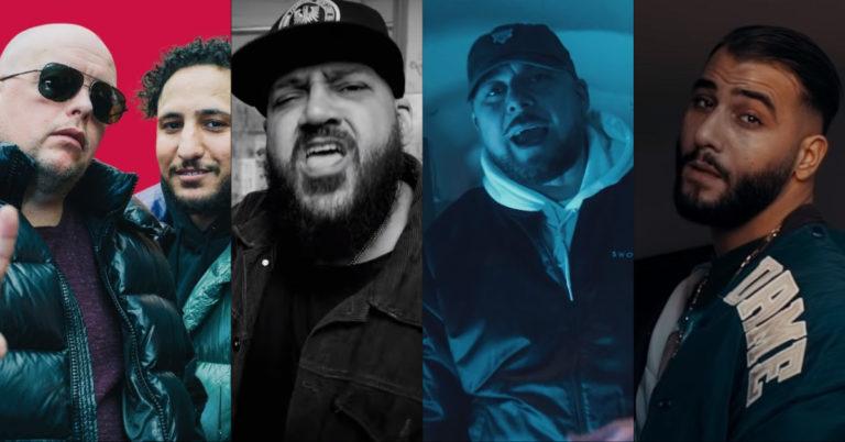 Freitagsbombe: Neue Releases von Samra, Kool Savas, Moses Pelham, Celo & Abdi,  u.v.m. // Listen