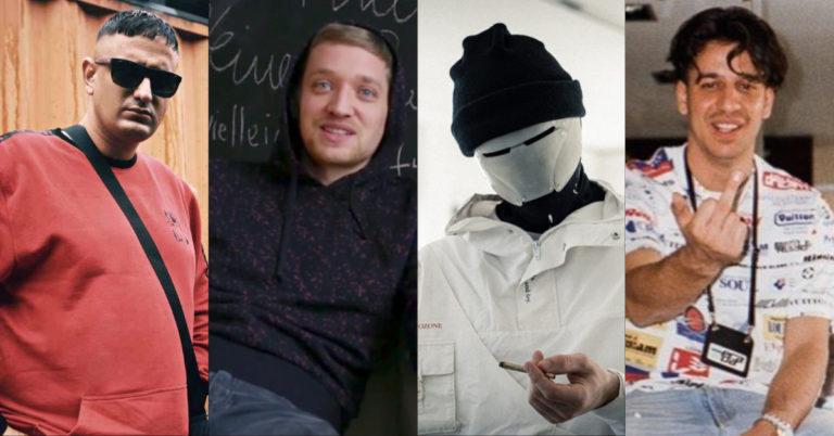 Freitagsbombe: Neue Releases von Haftbefehl, Ufo361, Maeckes, Lance Butters u.v.m. // Listen