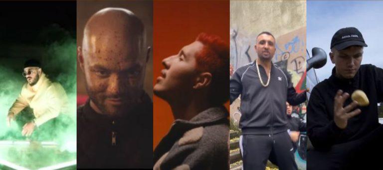 Freitagsbombe: Neue Tunes von Tarek K.I.Z, Rin, Karate Andi, SSIO uvm. // Listen