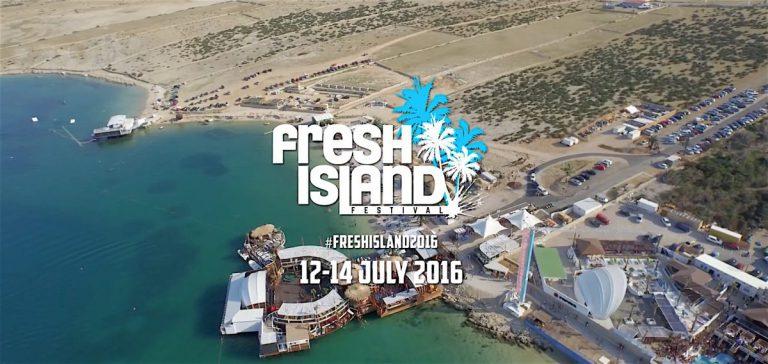 Gewinne 2 Tickets für das Hexappel Fresh Island Festival mit Chris Brown, Wiz Khalifa und Ty Dolla $ign // Verlosung