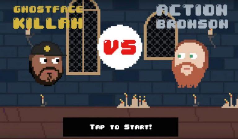 Game Tipp: »Ghostface Killah vs. Action Bronson« – Rette Bronson vor dem Wu-Tang-Mitglied