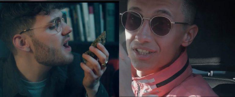 Holy Modee x Marvin Game – Wir rauchen Joints (prod. morten) // Video