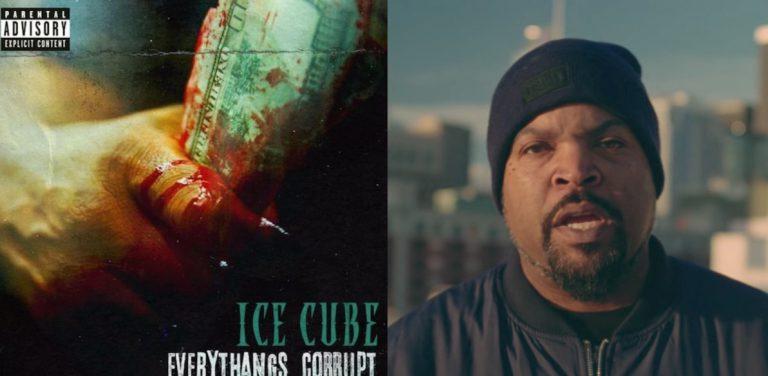 Ice Cube veröffentlicht zehntes Album »Everythang's Corrupt« // Video + Stream