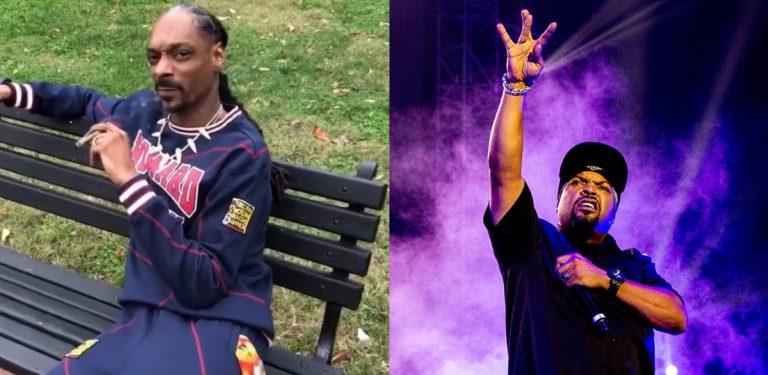 NWA: Wie Snoop & Ice Cube gegen Trump protestieren // News