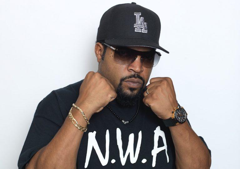 Ice Cube: »Es gibt viele Gangster, die auch heute noch 'Sesamstraße' schauen.«