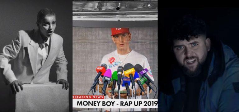 Freitagsbombe: Neue Tracks von Money Boy, Moses Pelham, Vega uvm.
