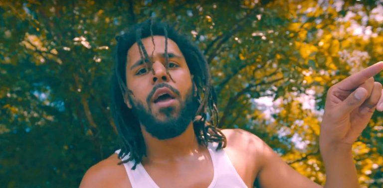 J. Cole – Album Of The Year (Freestyle) // Video