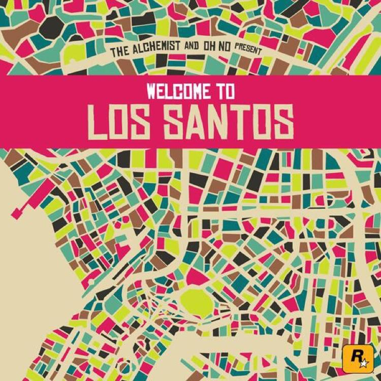 Gangrene Welcome to los santos