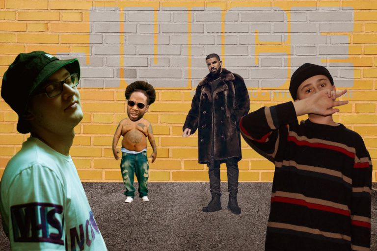 JUICEy Tunes 6/2k16 mit Drake, Bluestaeb, KAAS, Skepta, Suff Daddy u.v.m.