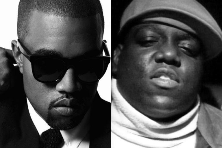 Kanye West vs. The Notorious B.I.G. // Mash-Up