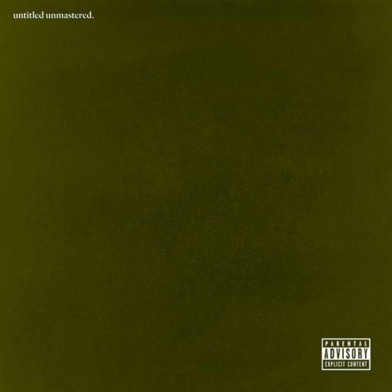 Kendrick Lamar – untitled unmastered. // Review