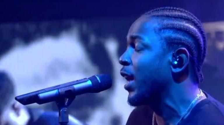 Kendrick Lamar – To Pimp A Butterfly Medley // Live