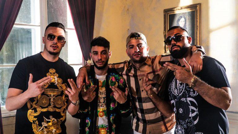 KMN Gang (Miami Yacine, Azet, Nash & Zuna) – KMN Member // Video