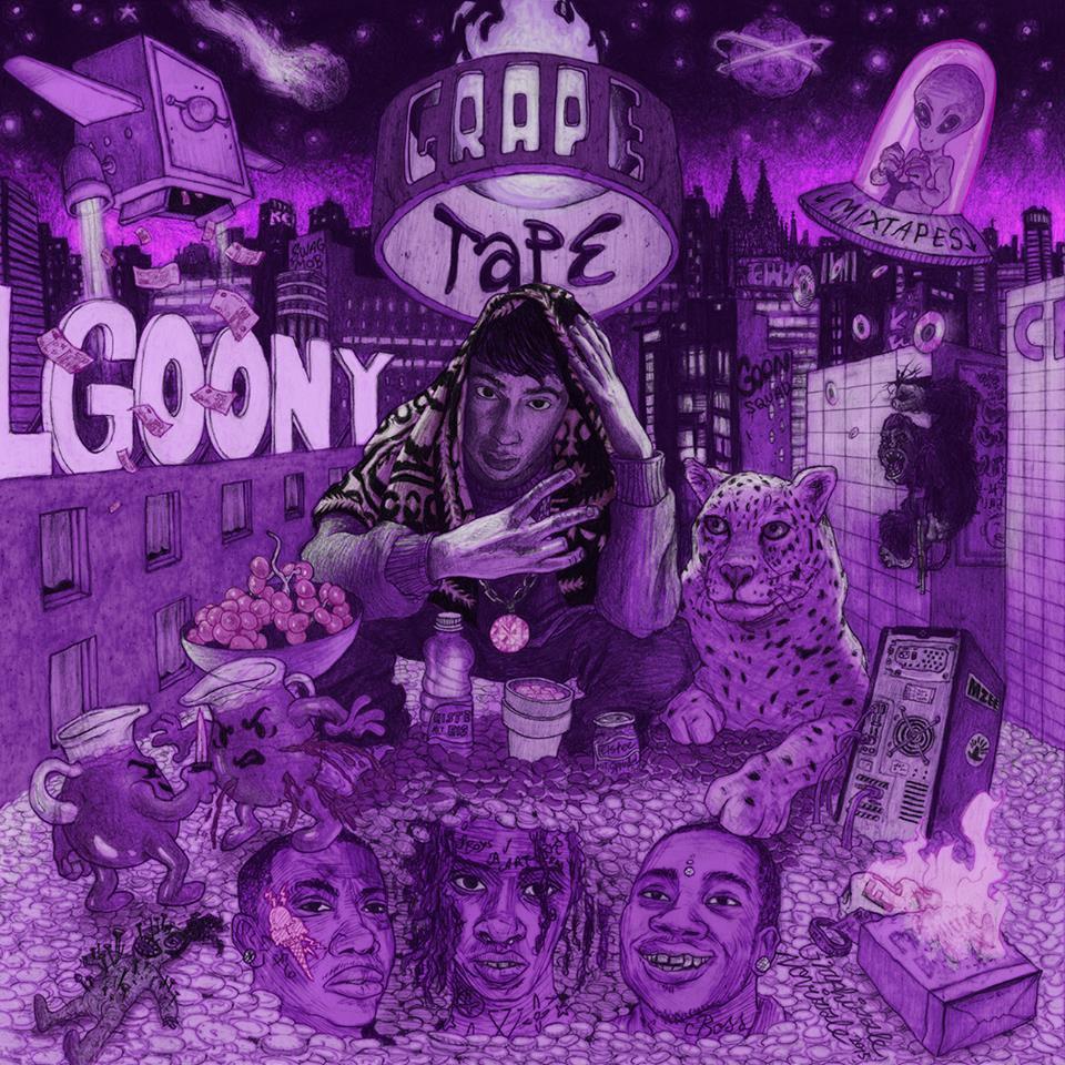 lgoony-grapetape