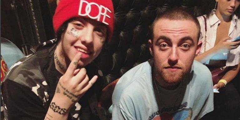 Lil Xan und $teven Cannon droppen Tribut an Mac Miller // Stream