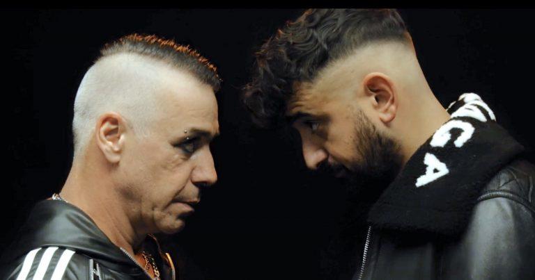 Lindemann (Rammstein) feat. Haftbefehl – Mathematik // Video