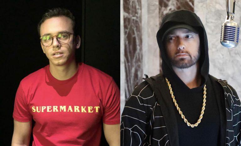 Silbenmassaker: Logic und Eminem zersägen gemeinsam auf »Homicide« // Stream