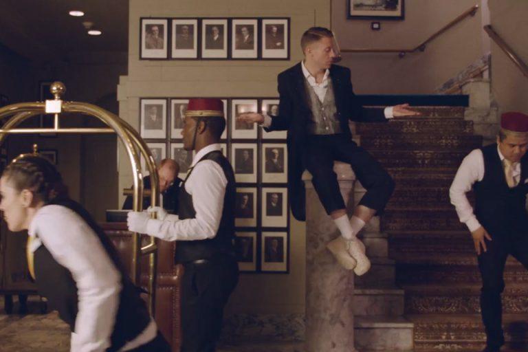 Macklemore & Ryan Lewis feat. Idris Elba – Dance Off // Video