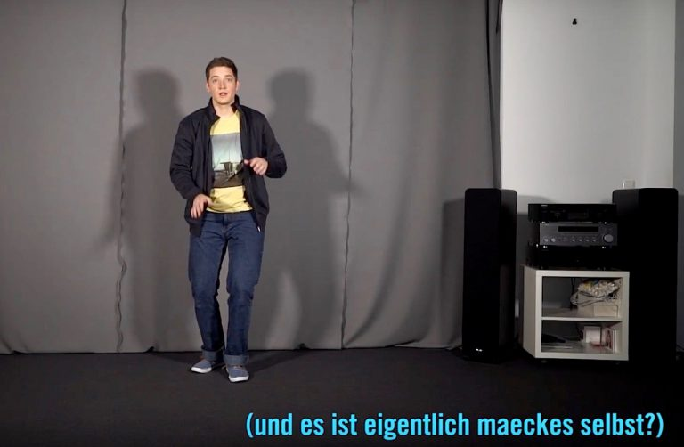 Maeckes – Tilt! // Video