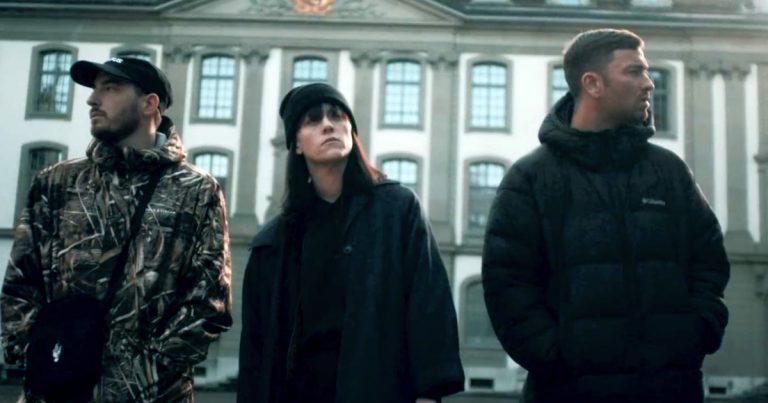 Marteria & Casper feat. Kat Frankie – Denk an dich // Video
