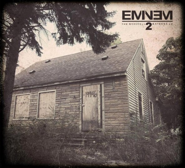 Eminem – The Marshall Mathers LP2 // Review