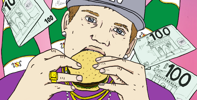Money Boy – Der Junge ist am Eaten [Interview]
