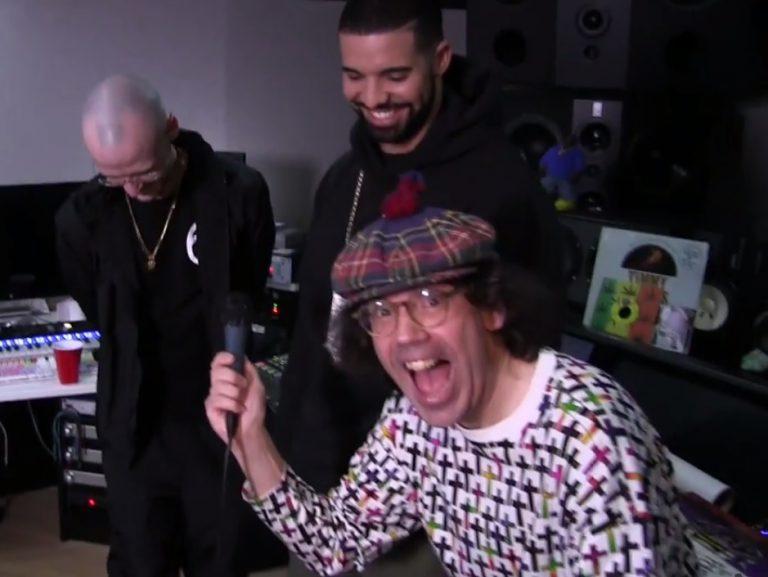 Nardwuar interviewt Drake und Noah »40« Shebib // Video