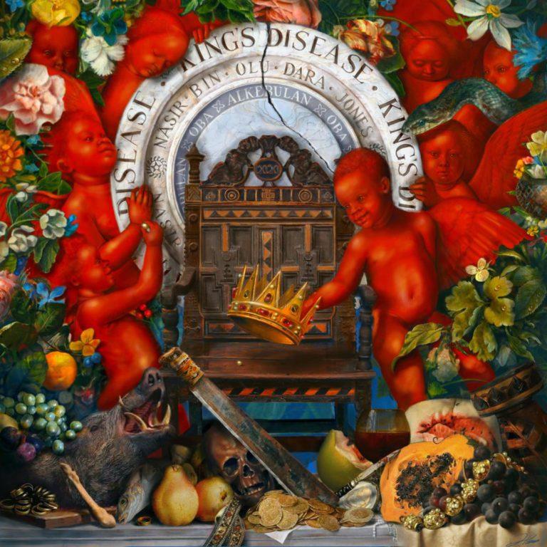Album der Woche: Nas – King's Disease // Review