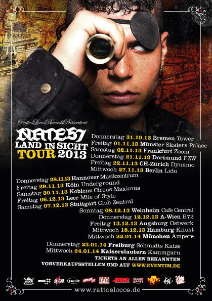 nate57 tour