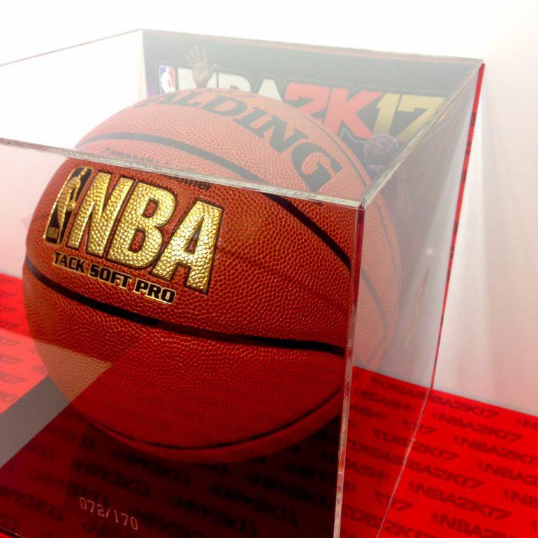 Ballin bigger than LeBron: NBA 2k17 und Spalding-Ball gewinnen // JUICE Awards