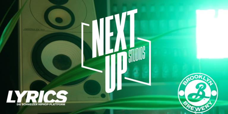 NextUp Studios: Lyrics Magazin schafft Plattform für Schweizer Newcomer*innen // News
