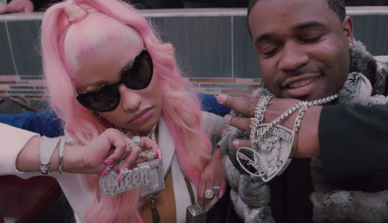 Mike Will Made-It feat. A$AP Rocky, A$AP Ferg & Nicki Minaj – Runnin // Video